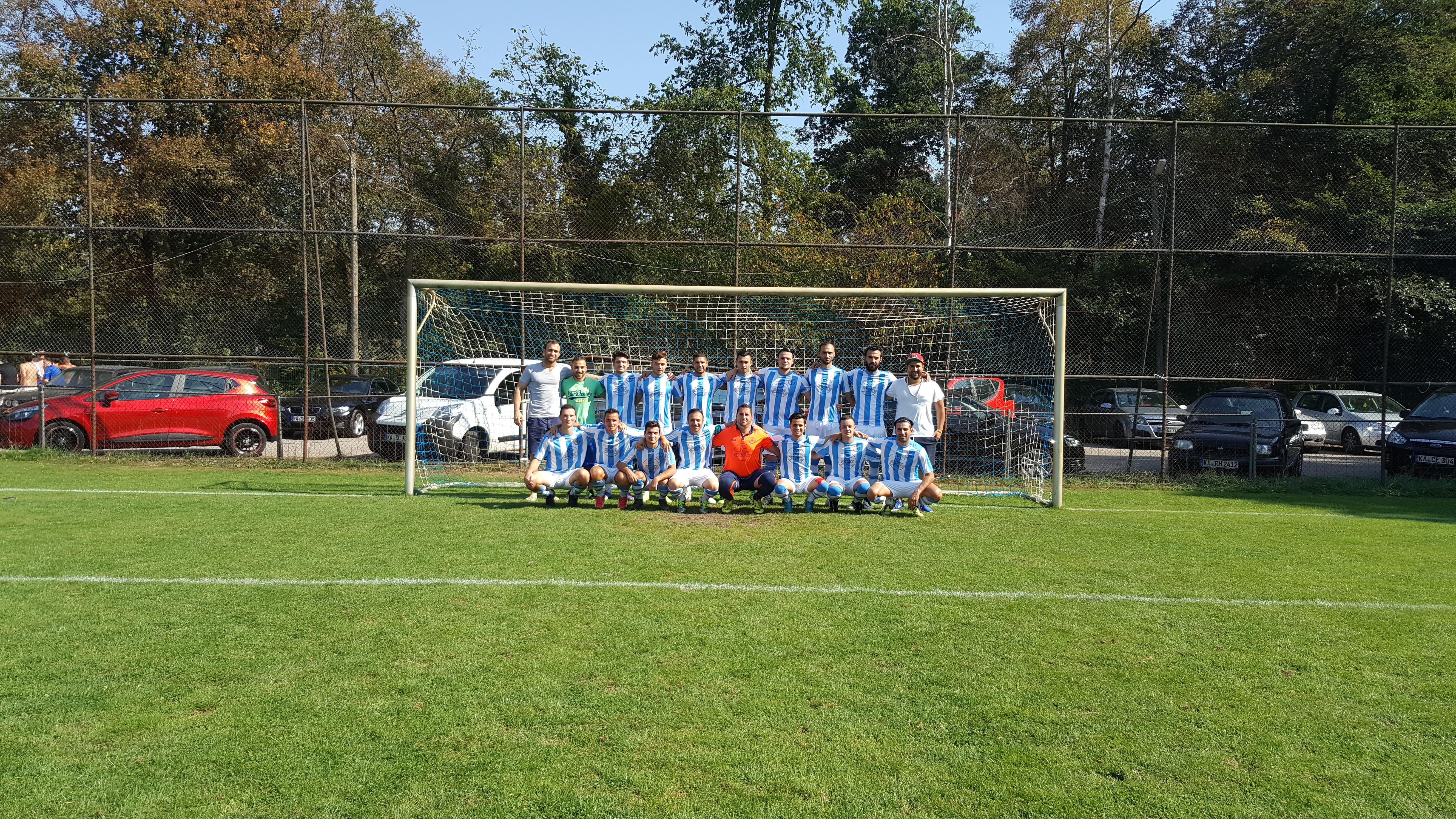 Saison 1617 B1 Spvgg Olympia Hertha